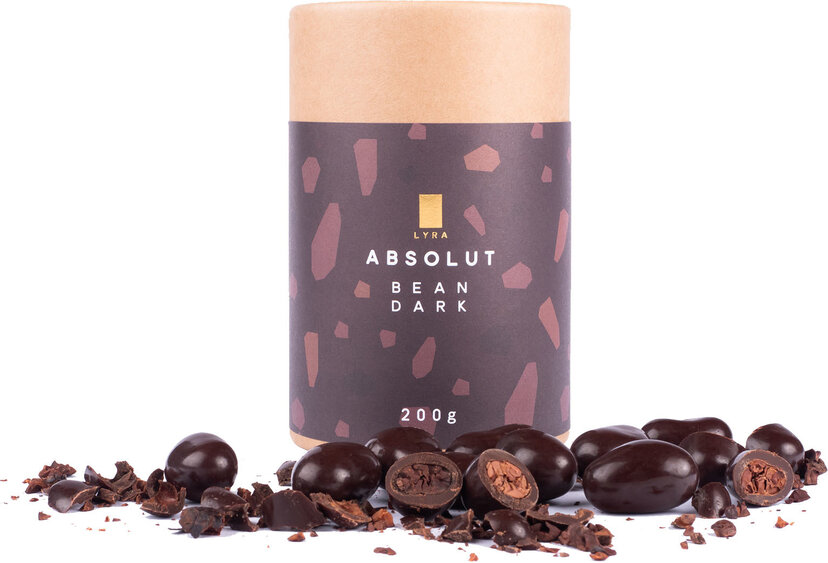 Absolut bean dark