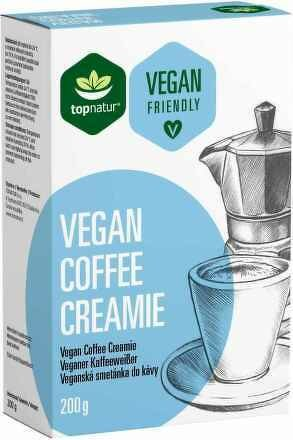 Vegan coffee creamie